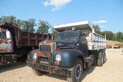 1965 mack b model other trucks for sale old trucks antique Old Mack Dump Trucks Sale 1965 mack b model
