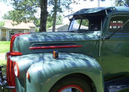 1945 Ford Ford one and one half ton dually stake bed