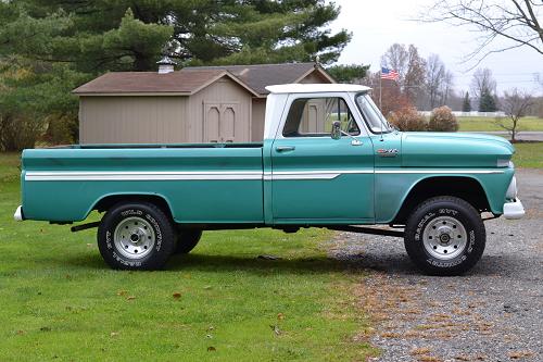 1964 Chevy K10 - Chevrolet - Chevy Trucks for Sale   Old Trucks, Antique Trucks & Vintage Trucks ...
