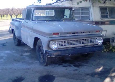 1963 Chevy C30