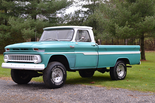 1964 Chevrolet Truck : Chevy k chevrolet trucks for sale old