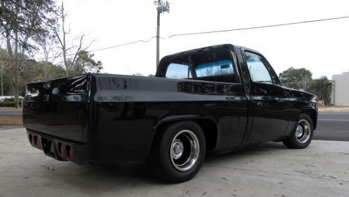 1987 Chevy C 10 - Chevrolet - Chevy Trucks for Sale | Old ...