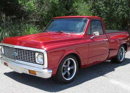 1972 Chevy C 10 Custom