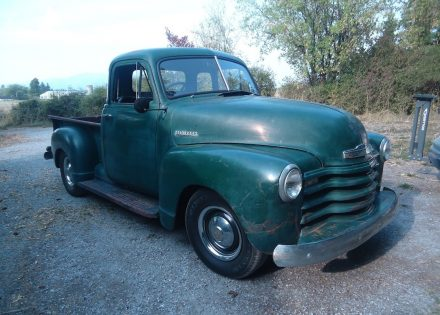 1951 Chevy 3100 5 window