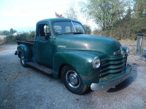 1951 Chevy 3100 5 Window