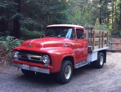 1956 Ford F350