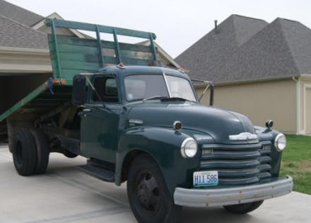 1949 Chevy 6400