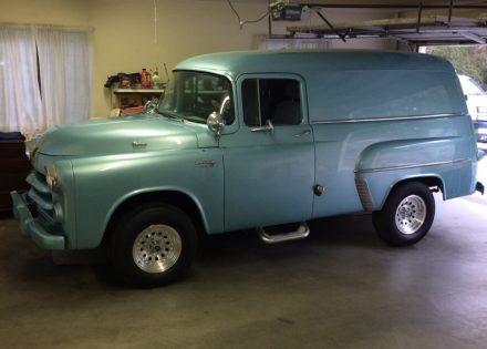 1955 Dodge  Panel Wagon
