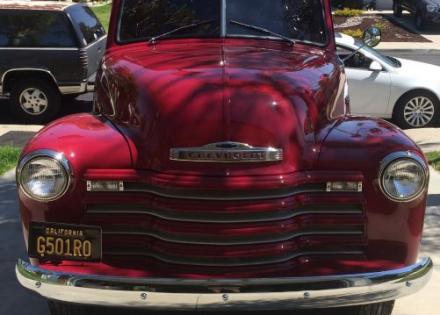 1949 Chevy 3600