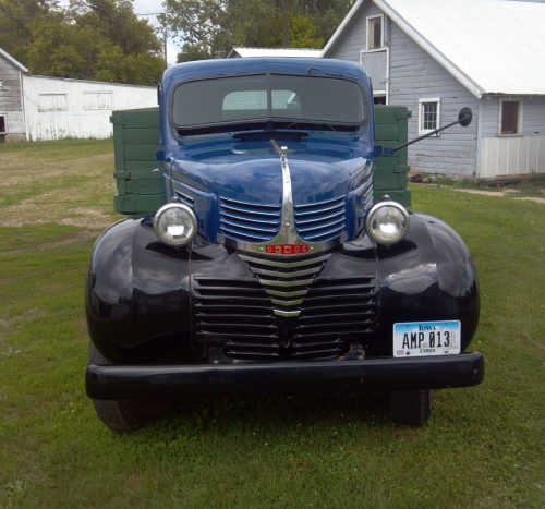 1940 Dodge VF 32 - Dodge Trucks For Sale