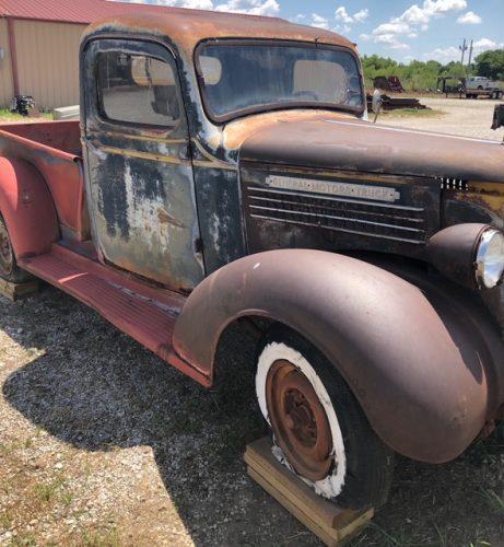 1935 gmc pickup