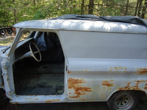 1965 chevy panel-delivery c10 - chevrolet