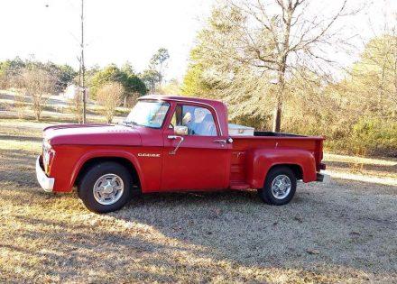 1964 Dodge D100 Utiline