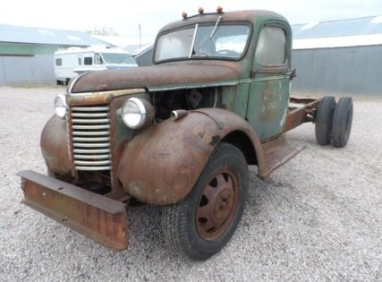 1939 Chevy 1.5 ton truck