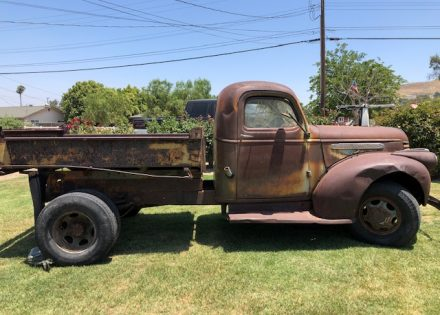 1946 GMC 1 Ton Dump Truck